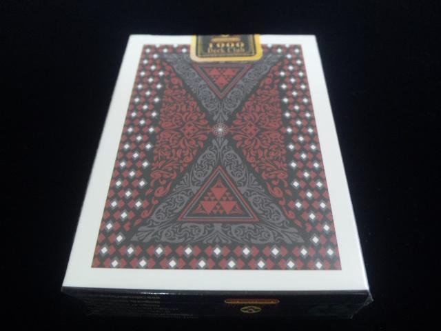 Royal Scarlet Playing Cards (1)