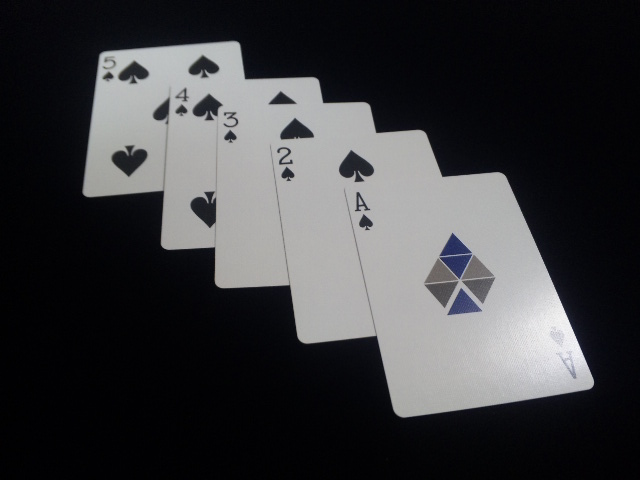 Isometric Playing Cards (6)