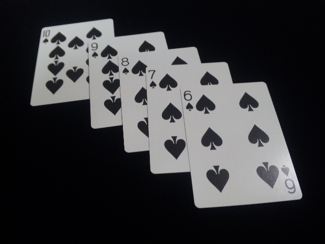 Isometric Playing Cards (7)
