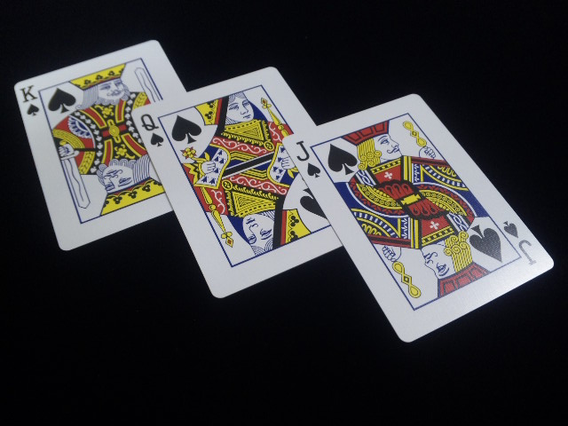 Isometric Playing Cards (8)