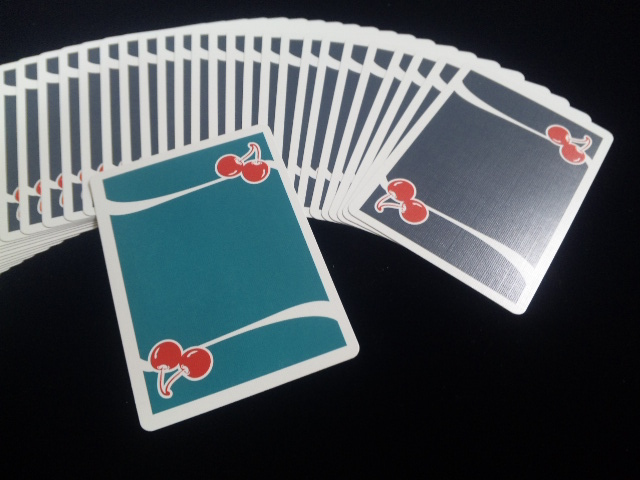 Cherry Deck (Black) (5)