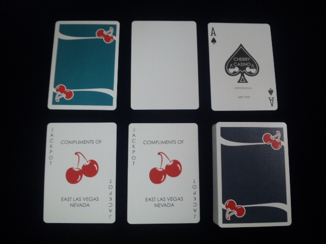 Cherry Deck (Black) (6)