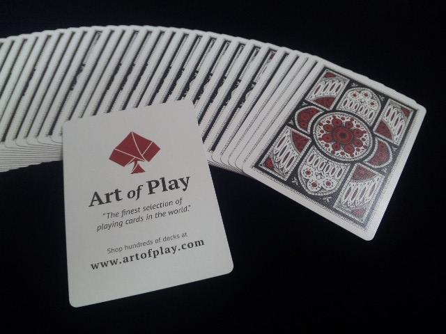 Revelation Playing Cards (3)