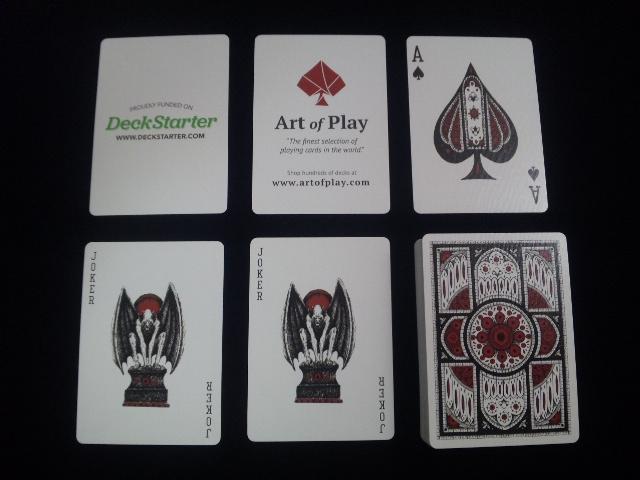 Revelation Playing Cards (4)