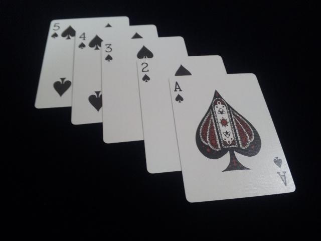 Revelation Playing Cards (5)