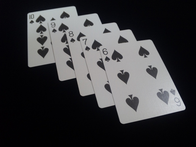 Revelation Playing Cards (6)