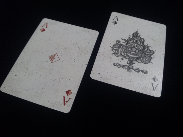 White Wolf Vodka Playing Cards (8)