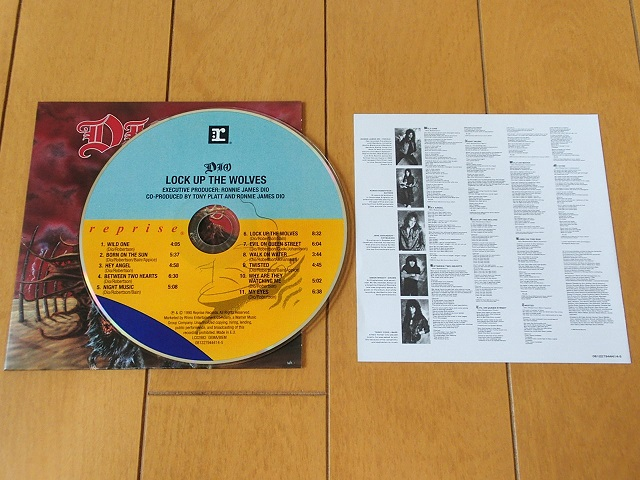 Dio / A Decade Of Dio: 1983-1993 Disc5