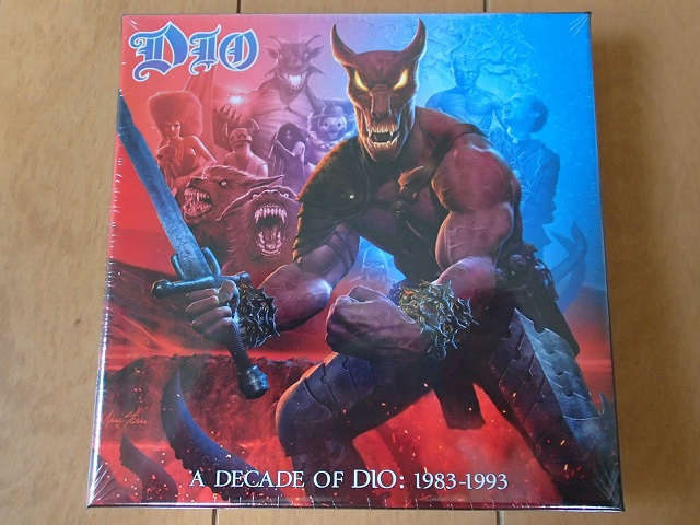 Dio / A Decade Of Dio: 1983-1993 外箱画像1