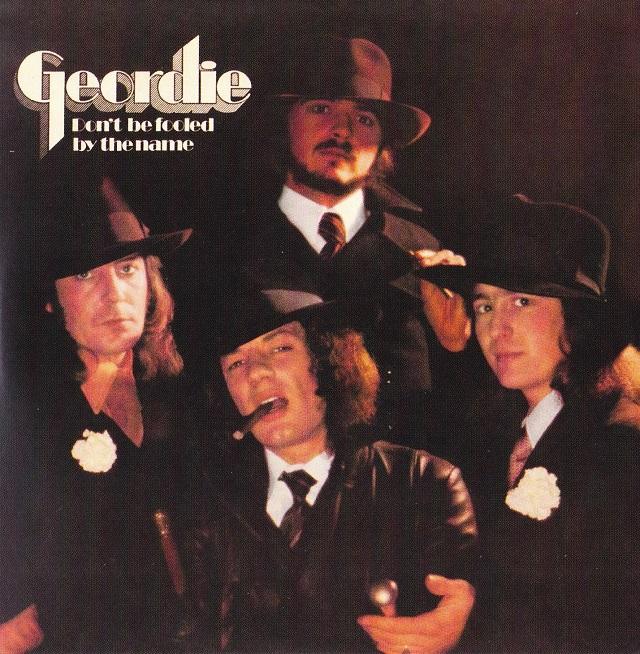 Geordie / The Albums Disc2(表)