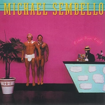 Michael Sembello / Bossa Nova Hotel (1983年)