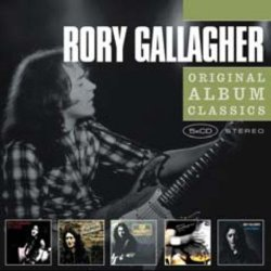 Rory Gallagher / Original Album Classics