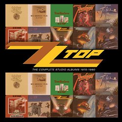 ZZ Top / The Complete Studio Albums 1970-1990