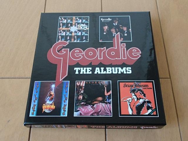 Geordie / The Albums 外箱画像1