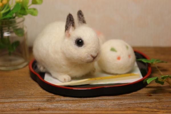 和菓子動物4