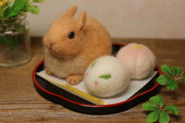 和菓子動物8