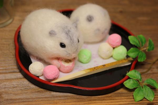 和菓子動物11