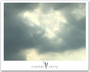 空 ハート 雲