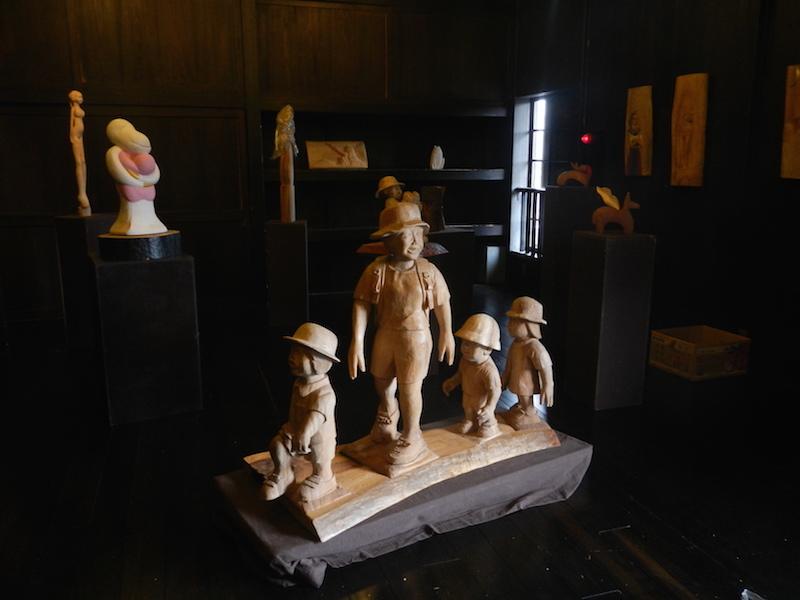 2016木彫展1