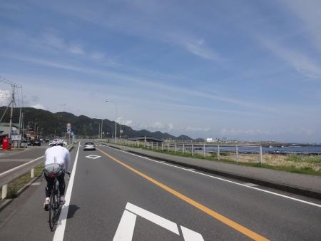 023最南端の野島埼灯台ではなく千倉方面へ