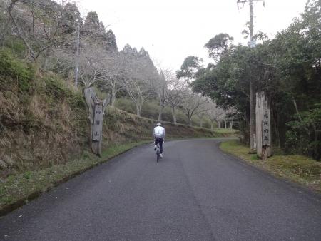 036時刻は16時、あと50kmくらい、しかし山だ、県民の森、内浦山