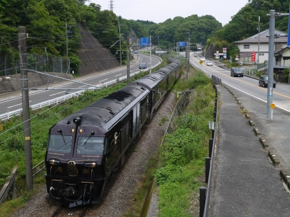 三間坂駅~上有田駅間(2)