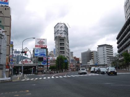 アーケード街(1)