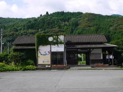 JR厳木駅