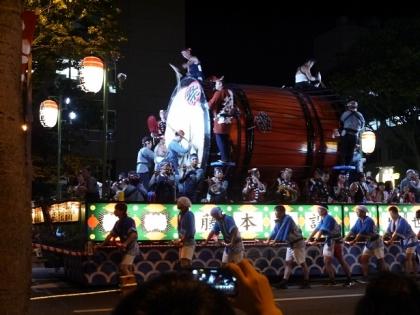 ねぶた祭(2)