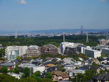 展望台からの眺望(1)