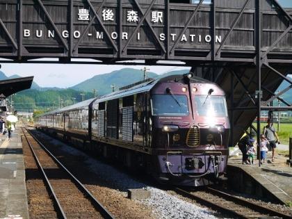 豊後森駅(2)