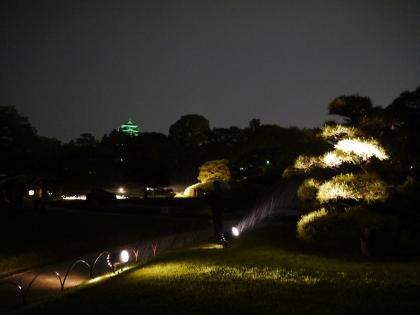 岡山後楽園(1)