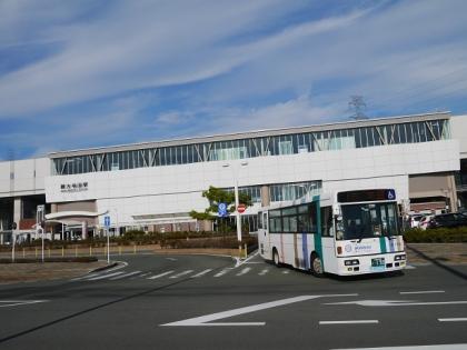 JR新大牟田駅