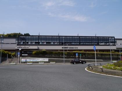 JR武雄温泉駅南口