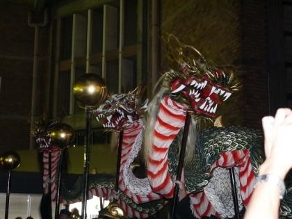 蛇踊り(3)