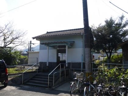 JR虹の松原駅