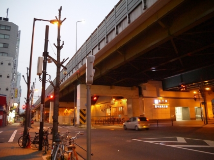 地下鉄西中島南方駅