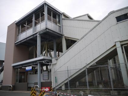 西日本鉄道・三苫駅
