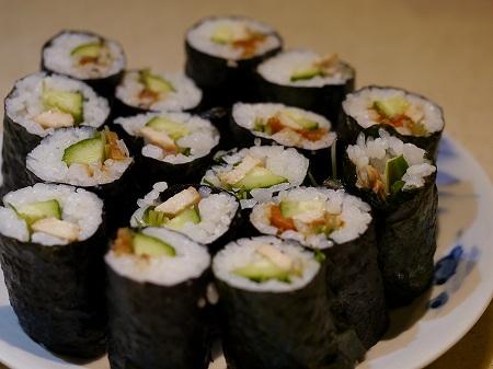 161006チキン寿司