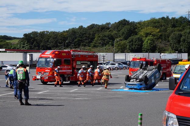 事故のシミュレーション