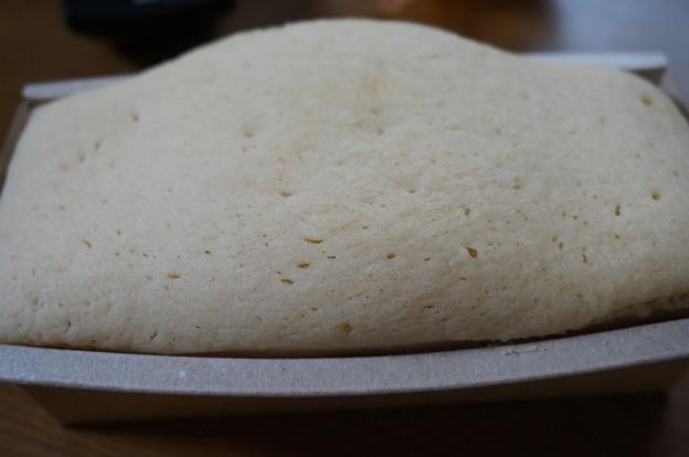 蒸しパンにしてみました