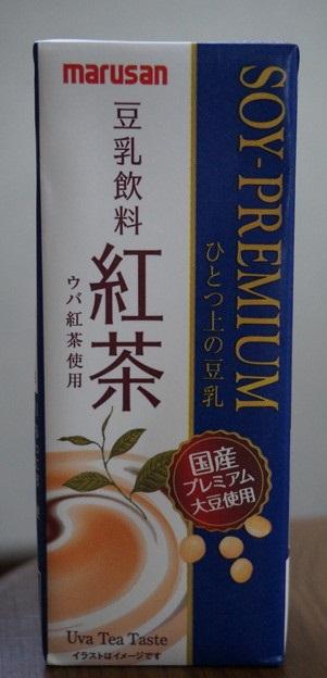 SOY PREMIUM 豆乳飲料 紅茶