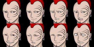 ニック表情1