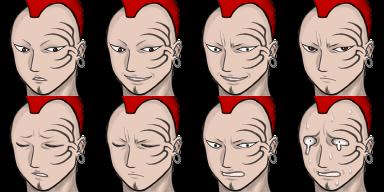 ニック表情2