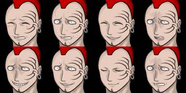 ニック表情3