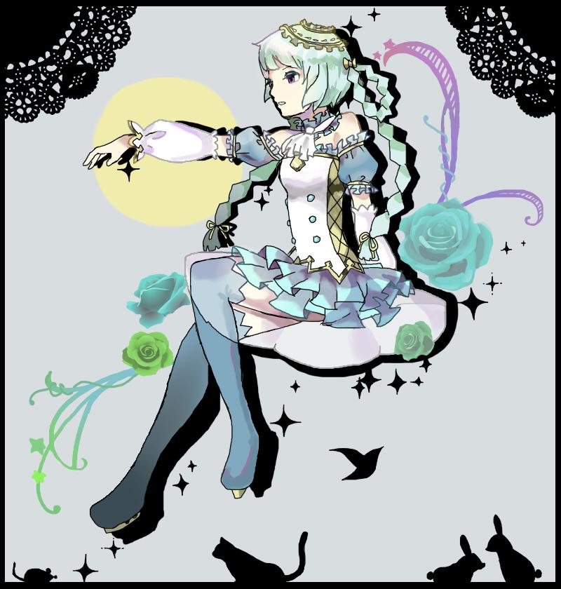 純白の魔女2
