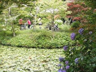 小松寺 池…