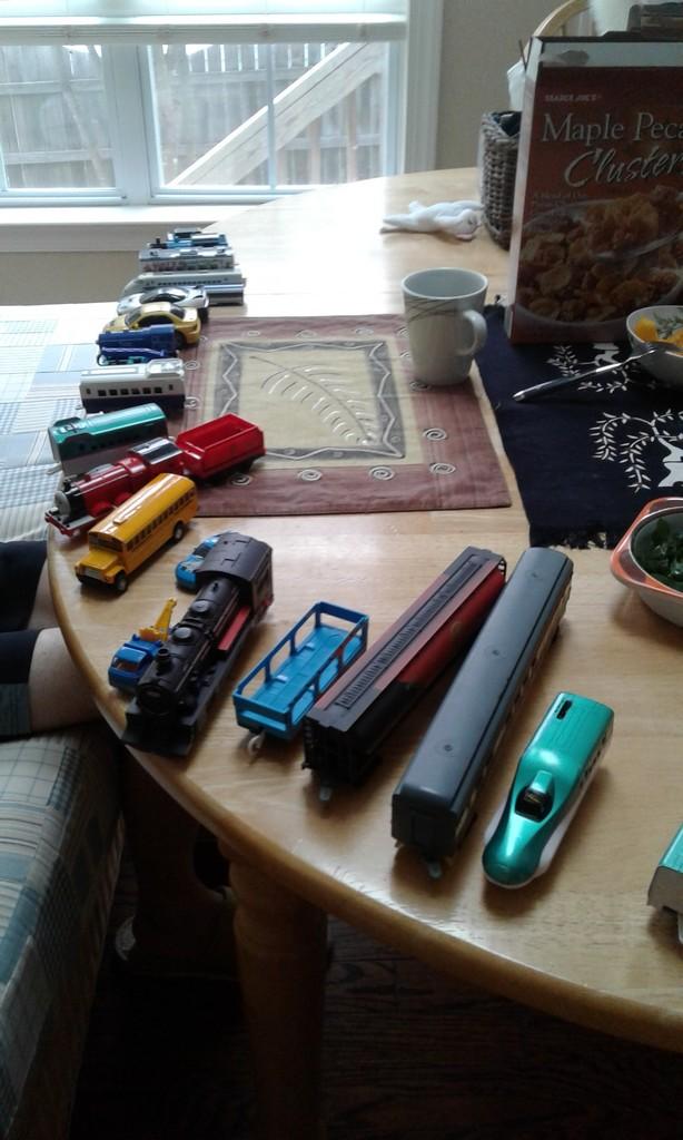 2016-07-29 Trains