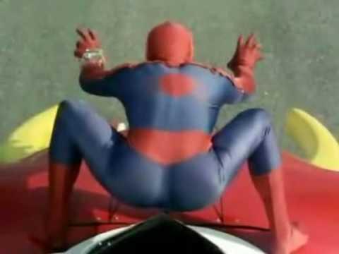 スパイダーマンってどや顔でヒーローやってるけどフィールドが茨城なら俺の勝ちだよな