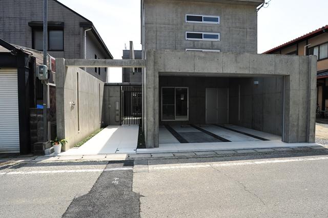 注文住宅 京都市 北区 外観